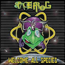 Welcome All Species 1998 Space Frog