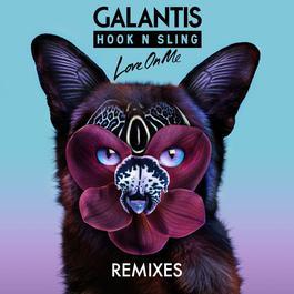 อัลบั้ม Love On Me Remixes