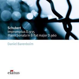 Schubert : Piano Sonata No.21 & 4 Impromptus  -  Elatus 2007 Daniel Barenboim