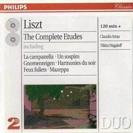 Liszt: The Complete Etudes 1997 Claudio Arrau