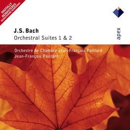 Bach, JS : Orchestral Suites Nos 1 & 2  -  Apex 2007 Jean-Francois Paillard