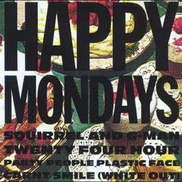 Squirrel And G-Man Twenty Four Hour Party People Plastic Face Carnt Smile (White Out) 1999 Happy Mondays