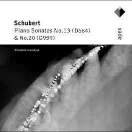 Schubert : Piano Sonatas Nos 13 & 20  -  Apex 2007 Elisabeth Leonskaja