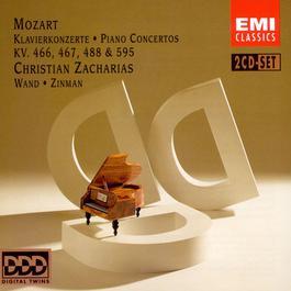 Mozart: Piano Concertos Nos.20, 21, 23 & 27 2003 Christian Zacharias