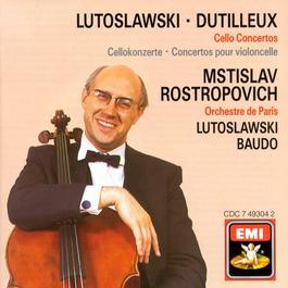 Cello Concertos 1998 Mstislav Rostropovich