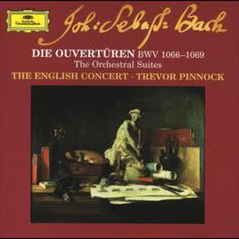 Bach: Orchestral Suites (Overtures) BWV 1066-1069 1999 Jeanne Lamon; Tafelmusik Orchestra