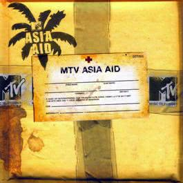 MTV ASIA AID (MTV 聲援南亞慈善紀念特輯) (臺灣限量版) 2005 羣星