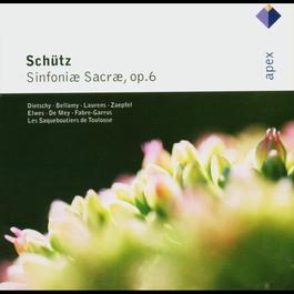 Schütz : Sinfoniae Sacrae Op.6 2007 Les Sacqueboutiers de Toulouse