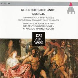 Handel : Samson(汉德尔:参孙) 2004 Nikolaus Harnoncourt