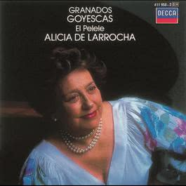 Granados: Goyescas 2008 Alicia de Larrocha