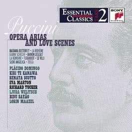 Puccini: Opera Arias and Love Scenes 1998 Chopin----[replace by 16381]