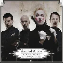 You Pay For The Whole Seat But You'll Only Need The Edge 2001 Animal Alpha