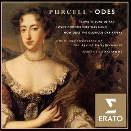 Purcell - Odes for Queen Mary 2003 Julia Gooding