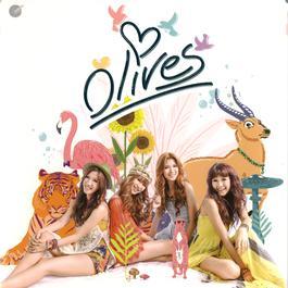 อัลบั้ม Olives