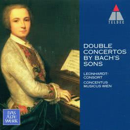 Double Concertos by Bach's Sons 2007 Gustav Leonhardt, Leonhardt-Consort and Concentus musicus Wien