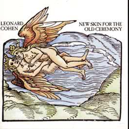 New Skin For The Old Ceremony 1974 Leonard Cohen