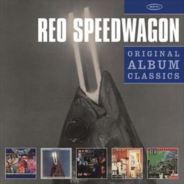 Original Album Classics 2011 REO Speedwagon