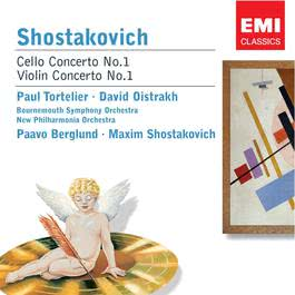 Shostakovich: Cello Concerto No.1 2007 Paul Tortelier