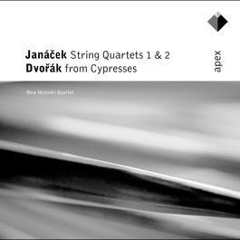 Janacek : String Quartets - Dvorak : Cypresses 2004 New Helsinki Quartet