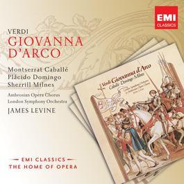 Verdi: Giovanna D'Arco 2011 Plácido Domingo
