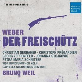 Weber: Der Freischutz 2011 Bruno Weil
