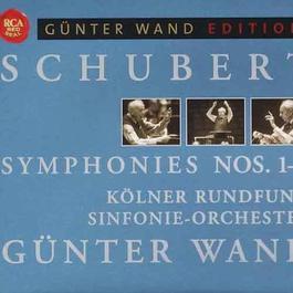 Schubert: Symphonies Nos. 1-9 2003 Gunter Wand