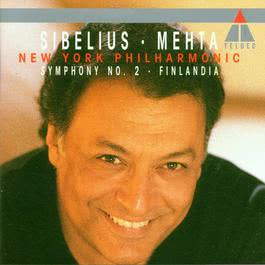 Sibelius : Symphony No.2 2006 Zubin Mehta