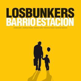 Barrio Estación Live (EP) 2009 Los Bunkers