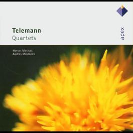 Apex: Telemann Quartets / Hortus Musicus 2004 Hortus Musicus