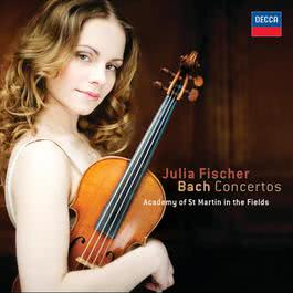 Bach, J.S.: Violin Concertos 2009 Julia Fischer; Academy Of St. Martin-In-The-Fields