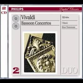 Vivaldi: Bassoon Concertos 2008 Various Artists