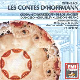Offenbach: Les Contes d'Hoffmann - Highlights 1990 Andre Cluytens