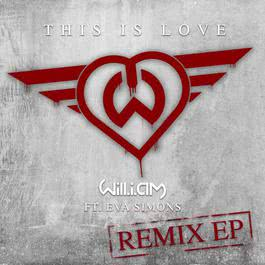 This Is Love Remix EP 2012 will.i.am