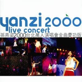 2000台北万人演唱会 2001 孙燕姿