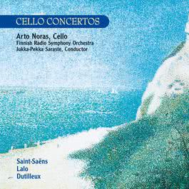 Cello Concertos 2005 Noras, Arto and Finnish Radio Symph. Orchestra and Saraste