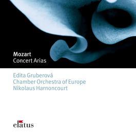 Mozart : Concert Arias  -  Elatus 2007 Edita Gruberova