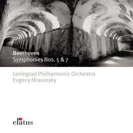 Beethoven : Symphonies Nos 5 & 7  -  Elatus 2007 Evgeny Mravinsky & the Leningrad philharmonic Orchestra