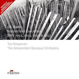 Bach, JS : Harpsichord Concertos Nos 1, 2, 5 & 6  -  Elatus 2007 Ton Koopman