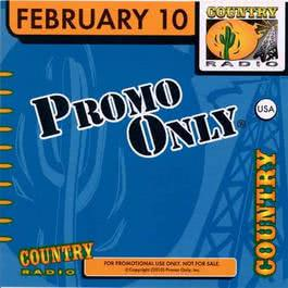 Promo Only Country Radio February 2009 Promo Only