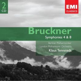 Bruckner: Symphonies 4 & 8 2007 Klaus Tennstedt