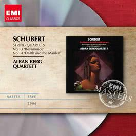 "Schubert: String Quartets No. 14 in D minor D.810, ""Death and the Maiden"" & No. 13 in A minor D.804 2013 Alban Berg Quartet"