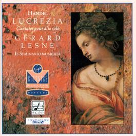 Lucrezia/Cantatas For Solo Countertenor 2003 Gerard Lesne
