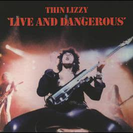 Live And Dangerous 1996 Thin Lizzy