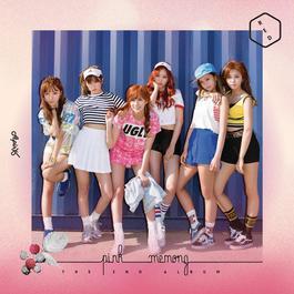 อัลบั้ม Pink MEMORY