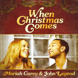 When Christmas Comes 2011 Mariah Carey; John Legend
