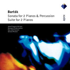 Bartók : Sonata for 2 Pianos & Percussion & Suite for 2 Pianos  -  Apex 2007 Jean-Franois Heisser & Georges Pludermacher