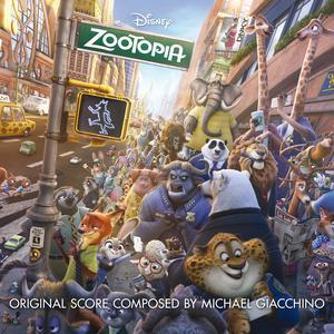 ฟังเพลงใหม่อัลบั้ม Zootopia (Original Motion Picture Soundtrack)