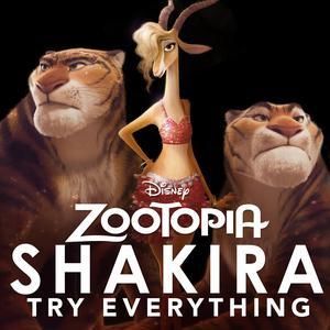"""ฟังเพลงใหม่อัลบั้ม Try Everything (From """"Zootopia"""")"""