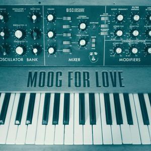 ฟังเพลงใหม่อัลบั้ม Moog For Love