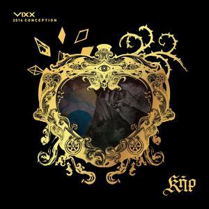 ฟังเพลงใหม่อัลบั้ม VIXX 2016 CONCEPTION KER Special Package